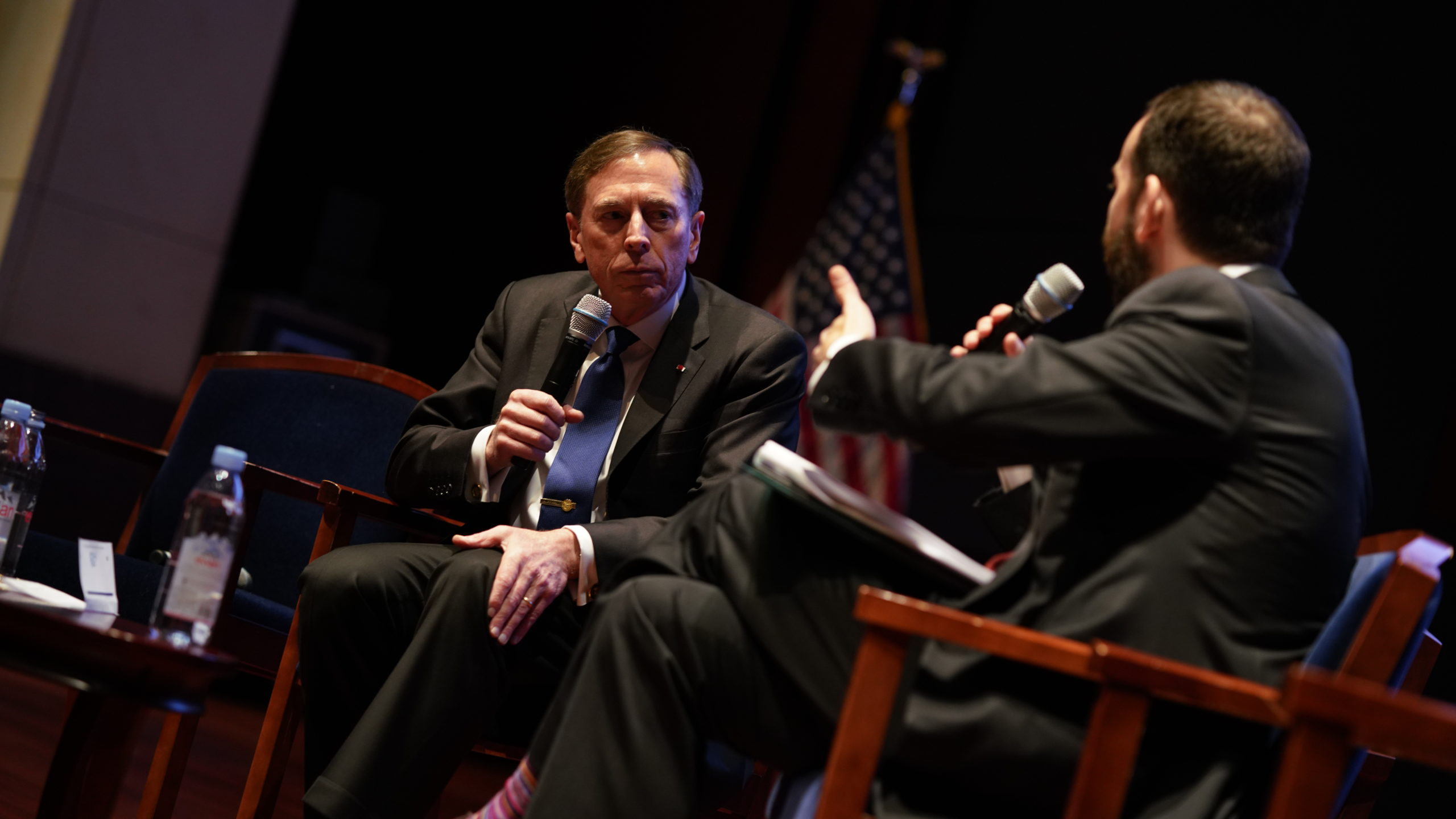 Conversation with Retired Gen. David H. Petraeus