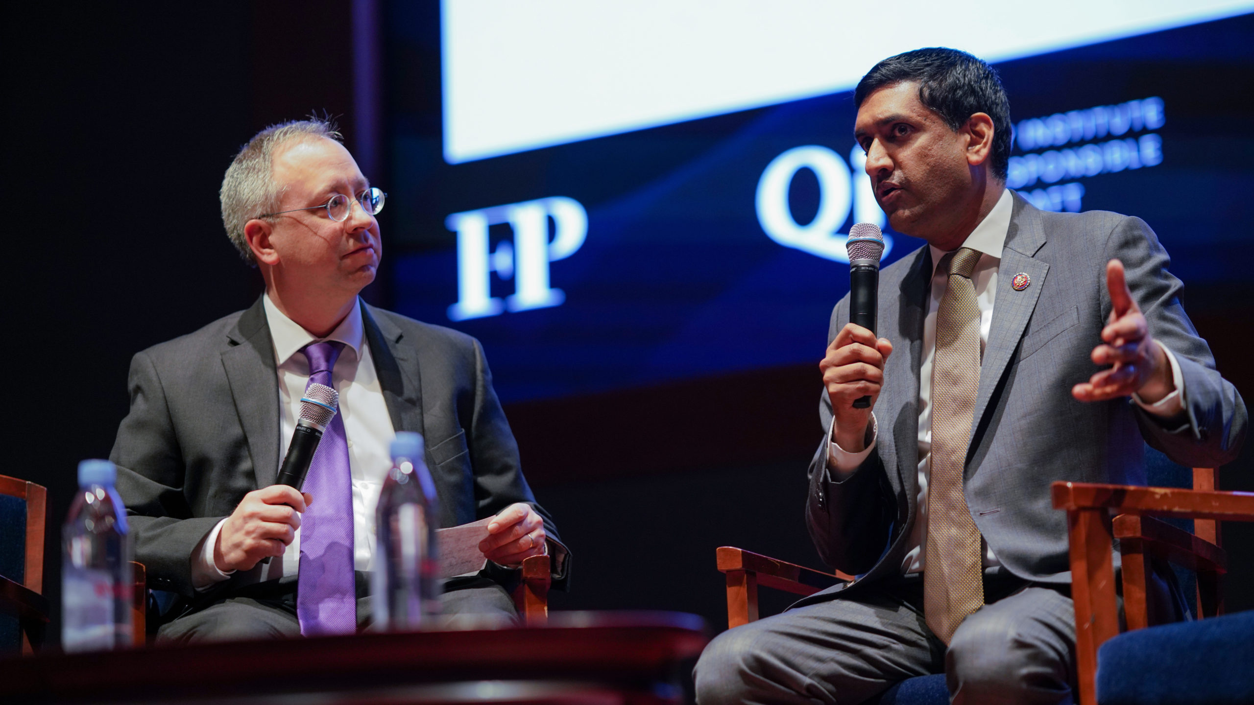 Conversation with U.S. Rep. Ro Khanna